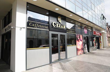CEZAR caffeteria