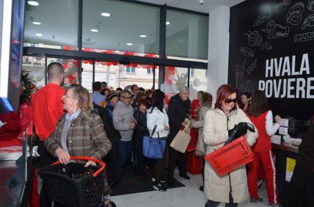 Otvoren novi supermarket Franca