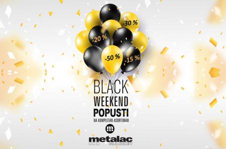 Black Weekend Popusti